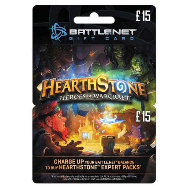 HearthStone Card £15