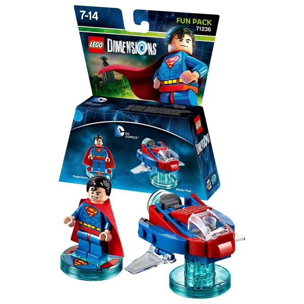LEGO Dimensions Fun Pack: DC Superman