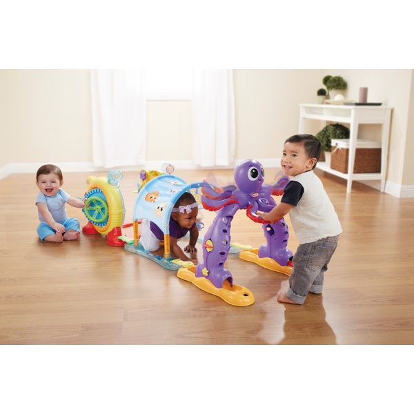 Little tikes 3 in 1 ocean adventure course little tikes uk for Little tikes 2 in 1 buildin to learn motor workshop
