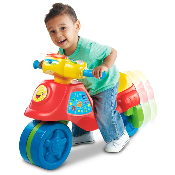 V Tech 2 In 1 Trike To Bike by Smyths