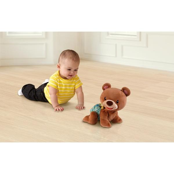 Toys For Learning To Crawl : Vtech crawling bear infant uk