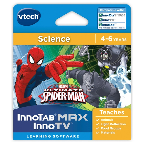 VTech Inno Ultimate Spider-Man