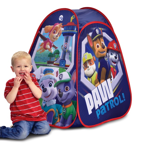 Paw Patrol Pop Up Tent  sc 1 st  Smyths Toys : thomas pop up tent - memphite.com