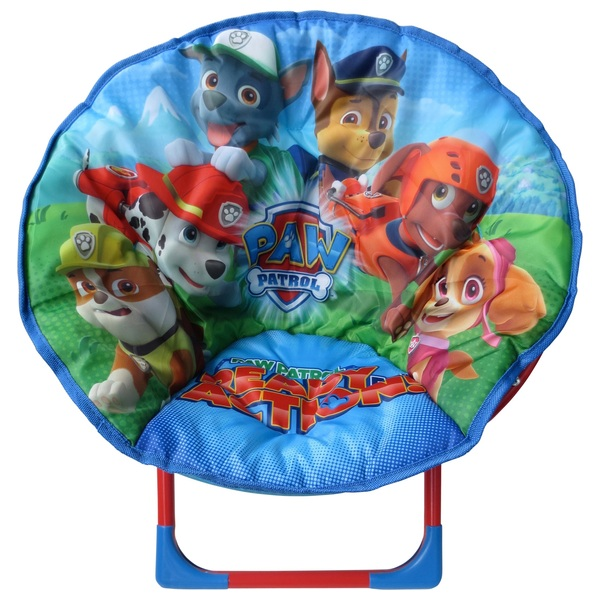 Paw Patrol Moon Chair Paw Patrol Uk