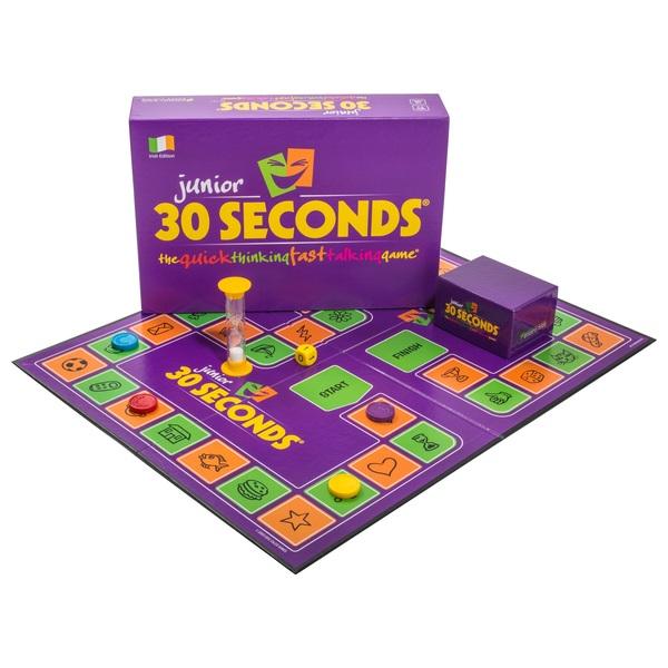 Junior 30 Seconds Game