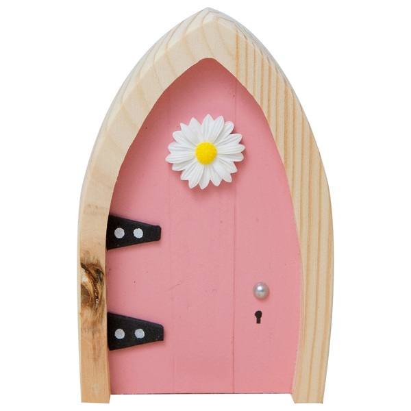 Irish Fairy Door Pink Arched  sc 1 st  Smyths Toys & Irish Fairy Door Pink Arched - Fairies Ireland pezcame.com