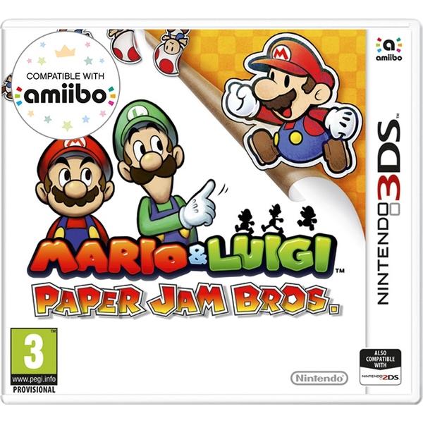Mario & Luigi: Paper Jam Bros Nintendo 3DS
