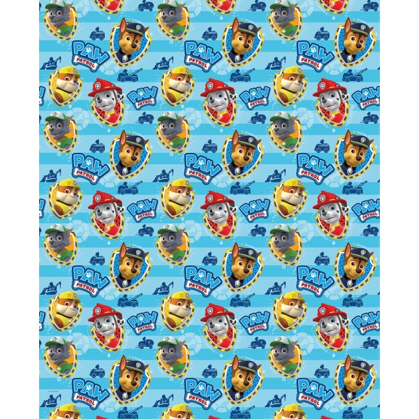 4M PAW Patrol Wrapping Paper