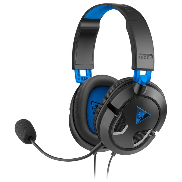 Turtle Beach Recon 50P Gaming Headset for PS5, PS4, Xbox, Switch, PC