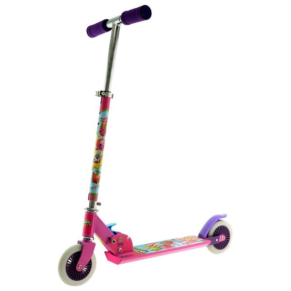 Shopkins Folding Inline Scooter