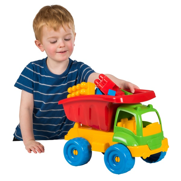 Large Dumper Truck - Great Value Toys! Ireland