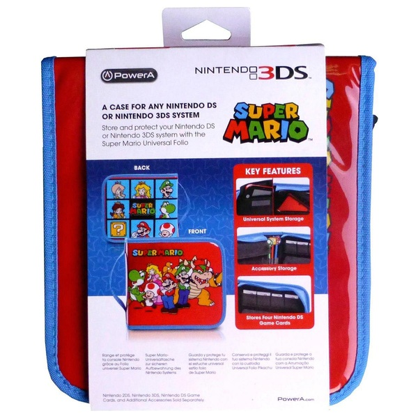 Super Mario Folio Kit
