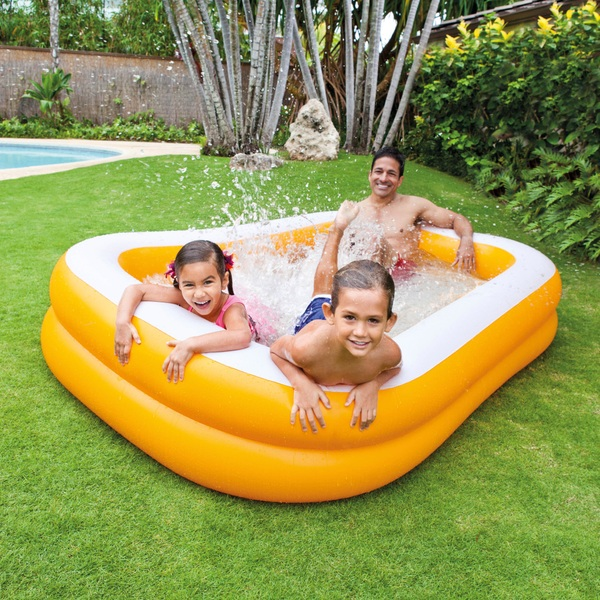 Intex Mandarin Swim Centre Family Pool