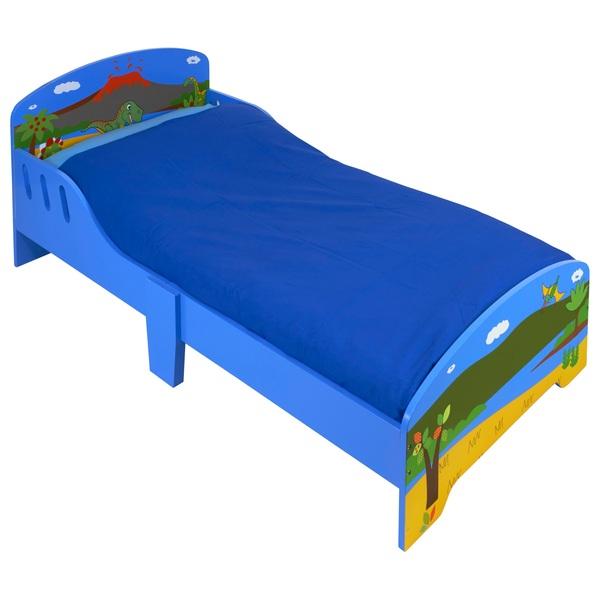 Dinosaur Wooden Toddler Bed Toddler Beds UK