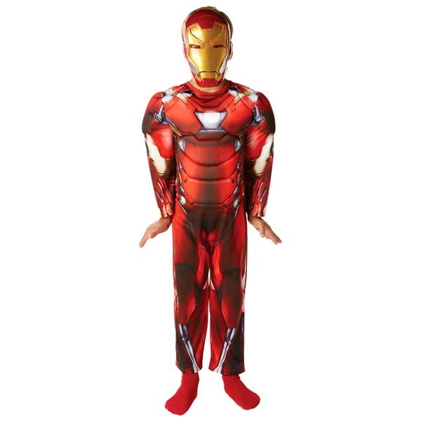 Marvel Civil War Deluxe Iron Man Costume- Medium - Avengers Ireland Marvel Civil War Deluxe Iron Man Costume- Medium - Avengers Ireland - 웹