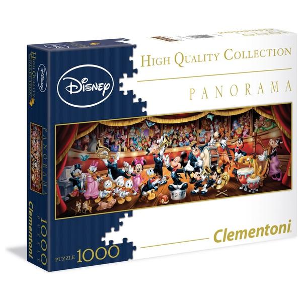 Clementoni Disney Panorama 1000pc Puzzle Classic