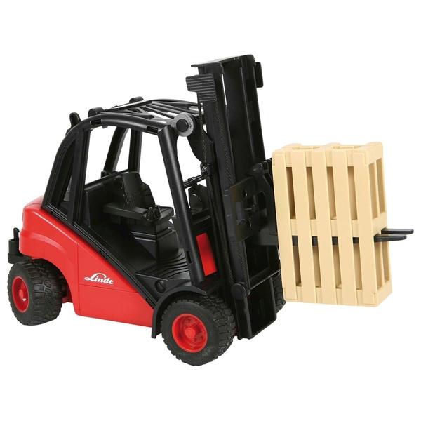 Bruder Linde H30D Forklift