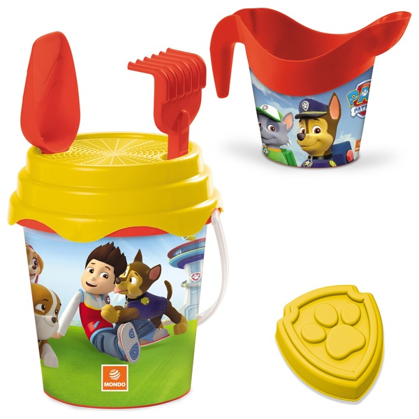 Paw Patrol Bucket Set with Watering Can