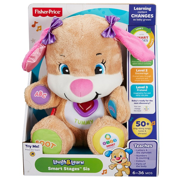 Laugh & Learn Puppy: Toys & Activities | eBay