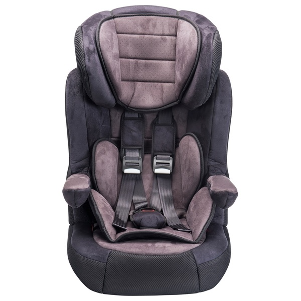 Nania Imax Premium Group 1-2-3 Car Seat Charcoal