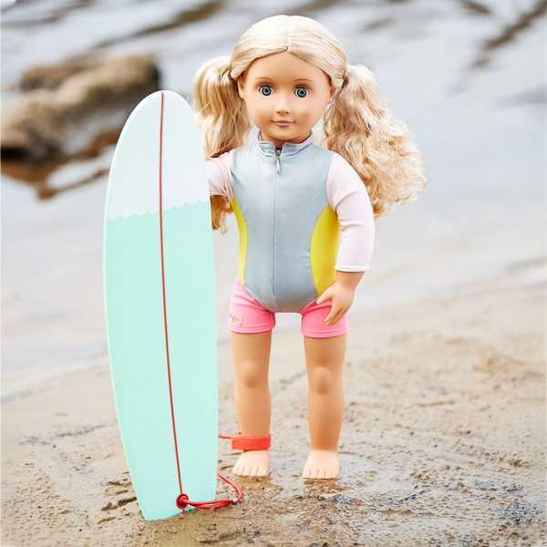 Our Generation Deluxe Doll Coral 46cm