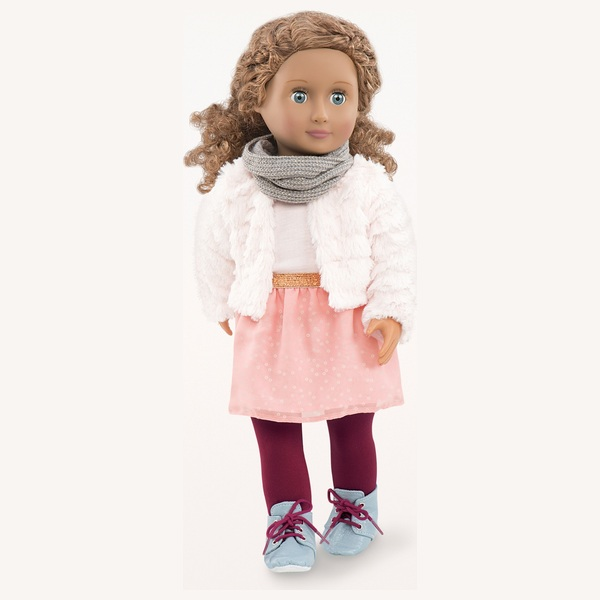 Our Generation Deluxe Doll's Outfit It's Snow Snuggly