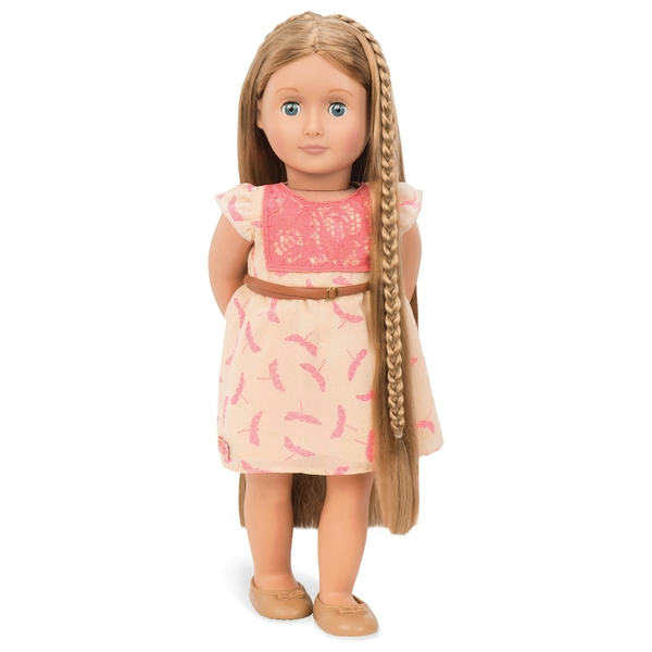 Our Generation Portia Hair Play Doll