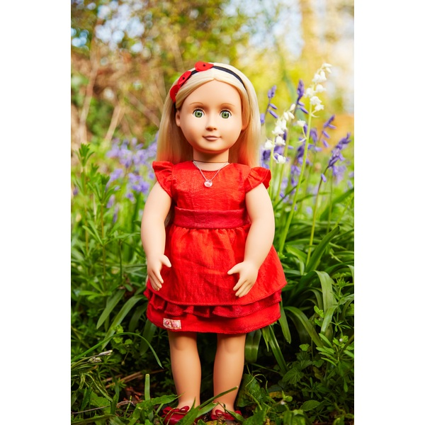 Our Generation Deluxe Doll Ginger 46cm