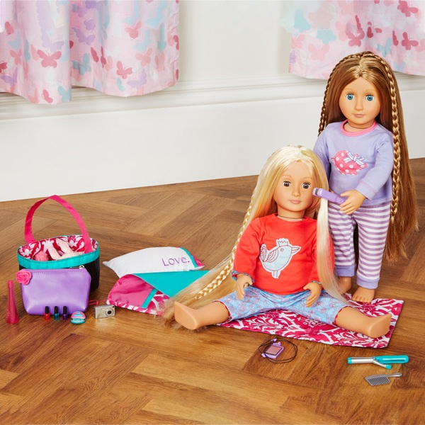 Our Generation Sleepover Party Set