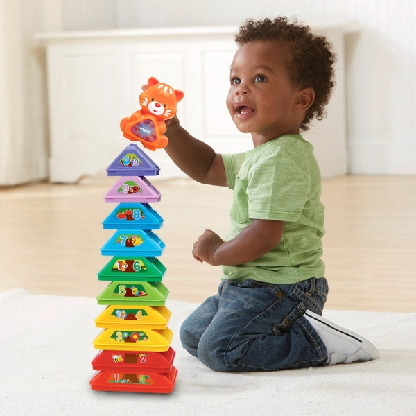 VTech Stack Sort and Store Tree