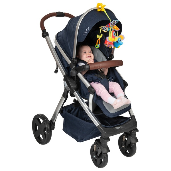 Playgro On the Go Stroller Mobile
