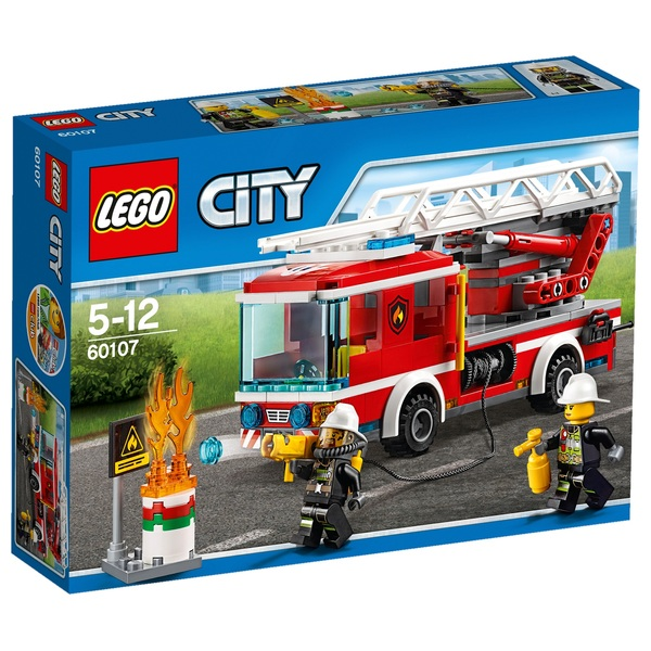 Lego City Fire Ladder Truck Ireland