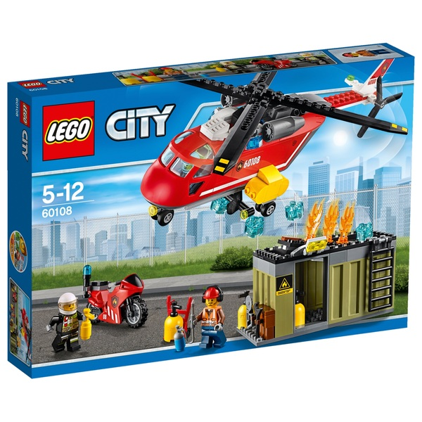 LEGO 60108 City Fire Response Unit