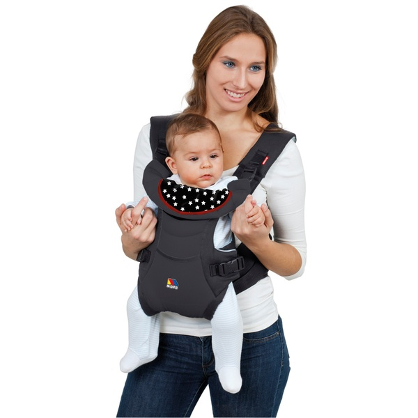 Molto Multiposition Comfort 3 In 1 Baby Carrier Baby