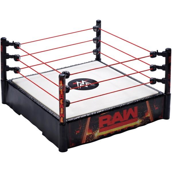 Nützlichfanartikel - WWE Basic RAW Ring - Onlineshop Smyths Toys