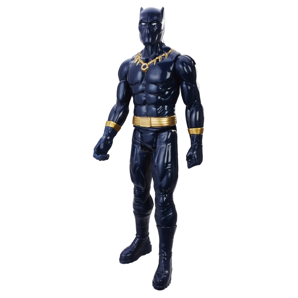 Marvel Titan Hero Series Black Panther 30cm Figure