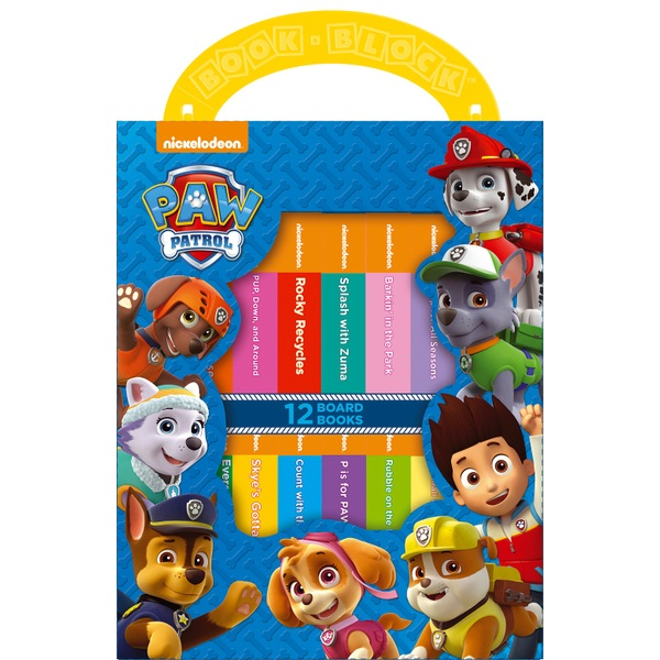 Nickelodeon Paw Patrol My First Book Library