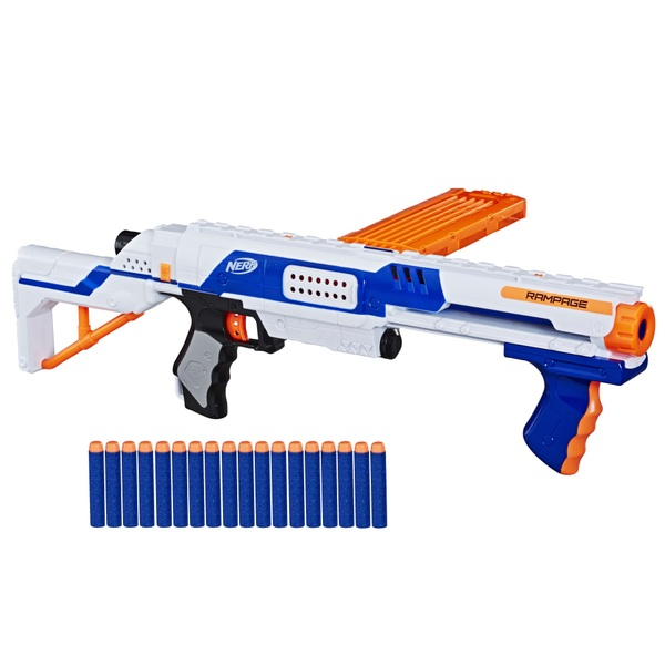 NERF N-Strike Elite Rampage Assortment