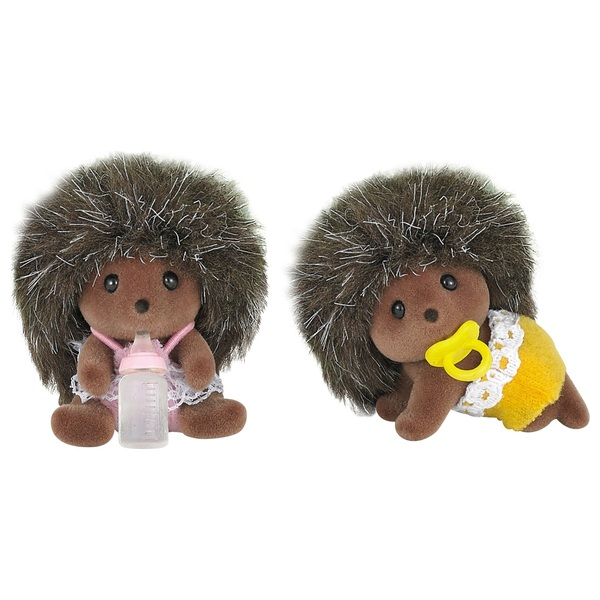 Sylvanian Families Hedgehog Twins Set
