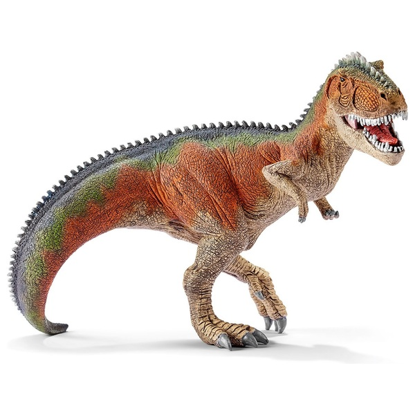 Schleich Orange Giganotosaurus