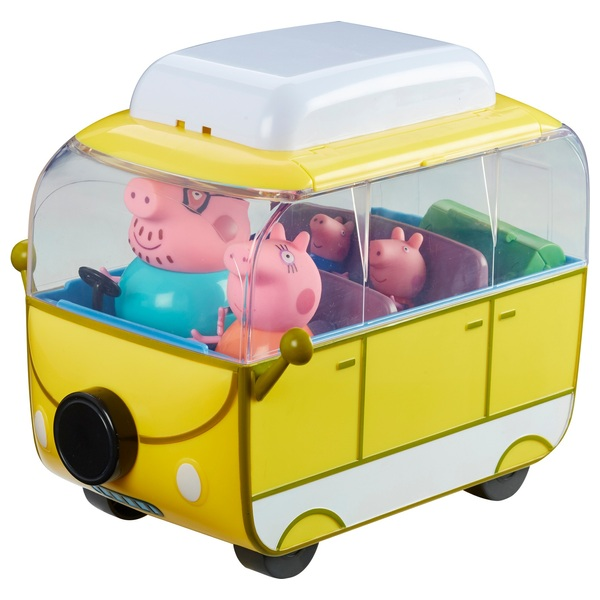 Peppa Pig Campervan Playset