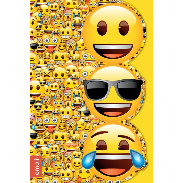 Emoji Favourite Birthday Card (No Age)