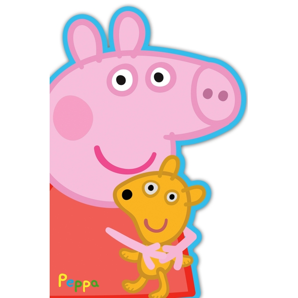 Peppa Pig Favourite Birthday Card