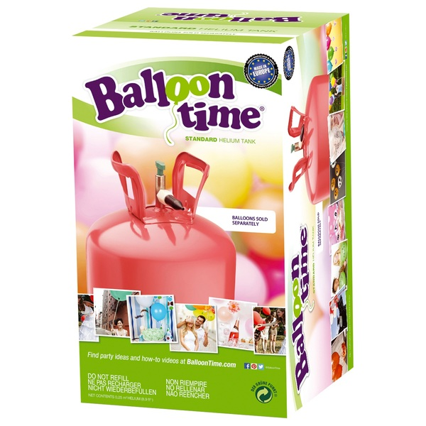 Balloon Time Standard Helium Tank