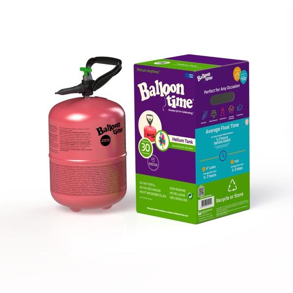 Balloon Time Standard Helium Tank
