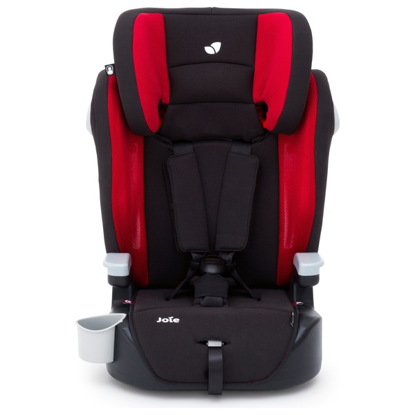 Joie Elevate Cherry Group 1-2-3 Car Seat Red/Black - Group 1-2-3 |9