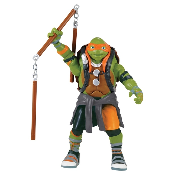 Teenage Mutant Ninja Turtles 2012 Neuralizer Toy : Teenage mutant ninja turtles deluxe talking figure