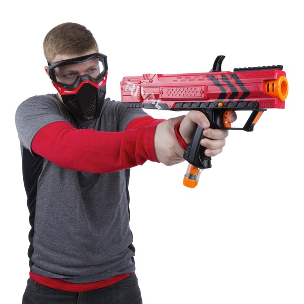 Nerf Rival Apollo Xv 700 Blaster Red Nerf Rival Uk
