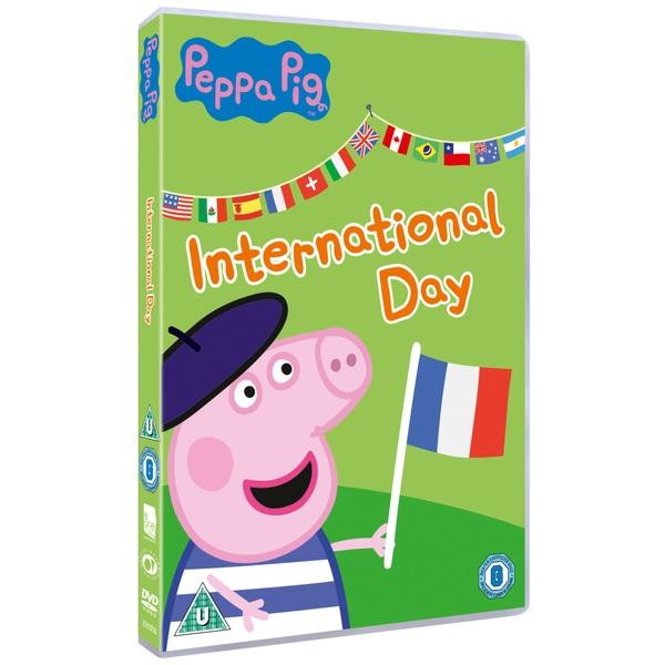 Peppa Pig Vol. 15 - International Day DVD