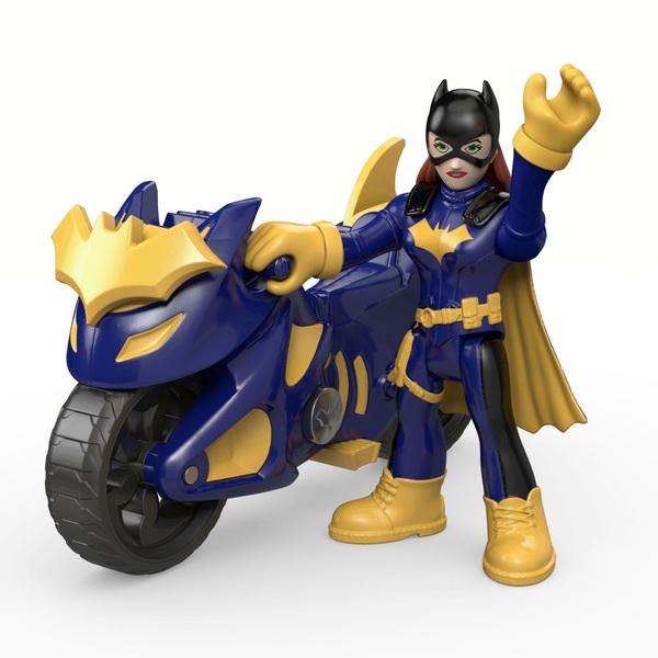 Imaginext DC Thunder Batgirl & Cycle
